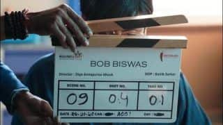 Shah Rukh Khan's Bob Biswas Goes on Floor, Lead Star Abhishek Bachchan Shares Picture From Sets
