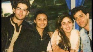 Neil Nitin Mukesh-Hrithik Roshan-Kareena Kapoor Khan-Rani Mukerji's 'Major Throwback' Picture Breaks Internet!