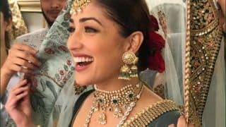Yami Gautam's Latest Picture From 'Shoot Diaries' Proves Happy Girls Are The Prettiest!