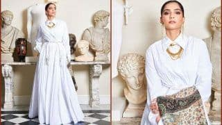 Sonam Kapoor Looks Like 'Made up of Poetry, Art And Style' in THESE Jaw-Dropping Pictures