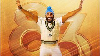 '83: Ranveer Singh-Kabir Khan Unveil 'Swingin' Sardarji' Ammy Virk's First Look as Balvinder Singh Sandhu