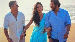 Sooryavanshi: Katrina Kaif-Akshay Kumar-Rohit Shetty's Set Life is 'Full of Love And Joy' And THIS Picture is Proof!