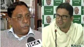 'Obstacles Removed': After expulsion, Prashant Kishor, Pavan Varma Congratulate Nitish Kumar