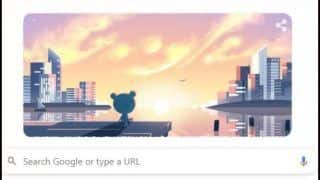 Happy New Year: Google Takes Leap Into 2020 With Doodle of Froggy The  Weather Frog Catching Sunrise