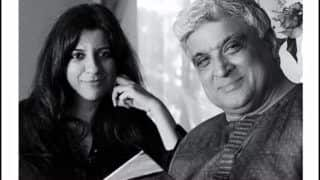 Happy Birthday, Javed Akhtar: Zoya Akhtar Wishes 'Platinum Poet' to 'Stay Unstoppable' With THESE Pictures
