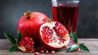 Wants to Improve Heart Health And Immunity? Opt For Pomegranate