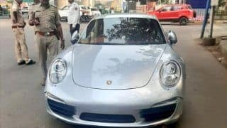 Gujarat's Porsche Owner Pays Rs 27.68 Lakh as Fine; Sets Record in India