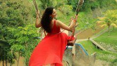 साउथ इंडिया की इस फेमस एक्ट्रेस के चेहरे से छलकता है नूर, तिरछी नज़र जान मार डालती है