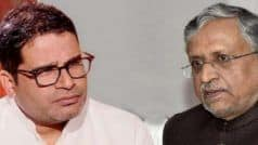 War of Words Escalates, Prashant Kishor Shares Old Video of Sushil Modi Attacking Nitish Kumar