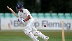 मैदान पर लौटते ही पृथ्वी शॉ ने जड़ा शतक; इंडिया ए के लिए 150 रन की पारी खेली