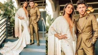 Priyanka Chopra Speaks on Her Highly Plunging Dress From Grammys 2020, Says 'am Never Nervous About Wearing Something'