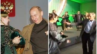 Watch | Russia Releases Old Video Of Vladimir Putin, George W Bush Dancing to Folk Song