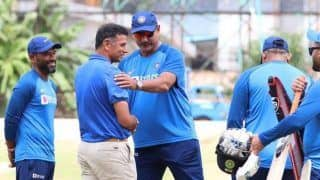 Shastri & Co. Share Tricks of Trade With NCA Coaches to Discuss Future Roadmap Amid Lockdown