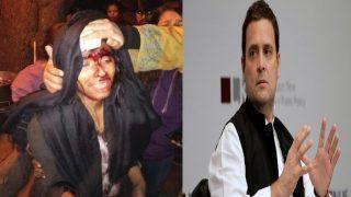 जेएनयू हिंसा पर बोले राहुल गांधी, 'फासीवादी ताकतें देश को कंट्रोल कर रही हैं'