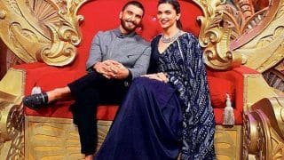 Deepika Padukone Sets Fans on Frenzy as She Makes a Promise to Ranveer Singh in THIS Picture