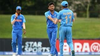 Dream11 Team Prediction India U19 vs New Zealand U19: Captain And Vice Captain For Today ICC Under-19 Cricket World Cup 2020 Group A Match 20 IN-U19 vs NZ-U19 at Mangaung Oval in Bloemfontein 1:30 PM IST January 24