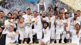 Real Madrid Beat Atletico Madrid on Penalties to Win Spanish Super Cup