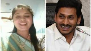 Watch | Andhra Pradesh Deputy CM Pushpa Sreevani Posts TikTok Video Praising CM Jagan Mohan