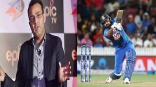 Virender sehwag praised rohit sharma after winning the super over kl rahul mohammed shami 3926313