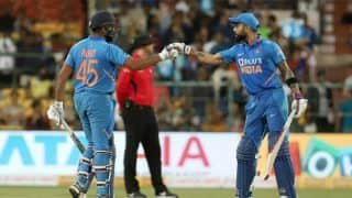 Rohit Sharma, Virat Kohli Gain From Australia Series, Lead ICC ODI Rankings