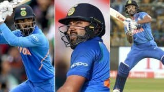 Virat Kohli Hints At Dropping Down The Order to Accommodate Rohit, Dhawan And Rahul in Playing XI
