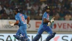 Call on Shikhar Dhawan, Rohit Sharma to be Taken on Match Day: BCCI