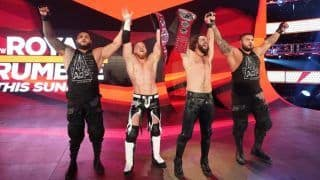WWE Raw Review: Seth Rollins, Buddy Murphy Crowned Tag Champions, Andrade Retains US Title