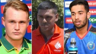 Under 19 World Cup, Group D Preview: South Africa, Afghanistan, Canada, UAE Hoping to Impress