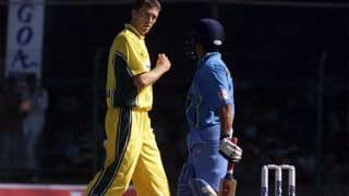 Had Some Great Battles With Sachin,    Glenn McGrath Recalls Incidents of Sledging With Tendulkar