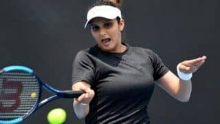 Australian Open 2020: Sania Mirza Pulls Out of Women's Doubles Match Mid-Way Due to Injury