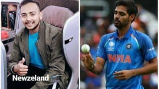 Bhuvneshwar Kumar Undergoes Successful Surgery; Fully-Fit Prithvi Shaw Available for Selection