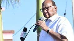 Monsoon LIVE: Sharad Pawar to Fast For a Day in Show Solidarity With Suspended Oppn MPs