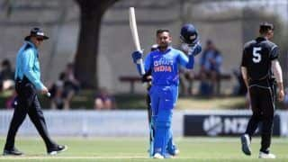 Prithvi Shaw Slams 150 as India A Edge New Zealand A in Warm-Up