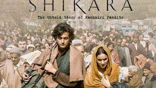 कश्मीरी पंडितों पर आधारित फिल्म 'शिकारा' का ट्रेलर आपकों झकझोर देगी, 2 दिन में मिले करोड़ों व्यूज