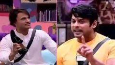 Biggboss13: Asim और Sidharth ने सारी हदें की पार, Riaz ने जूता दिखाकर कहा... VIDEO