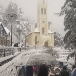 Heavy Snowfall in Himachal Pradesh: Tourists Advised Not to Visit Shimla, Manali