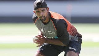 New Zealand Spinner Ish Sodhi's Rap on Covid-19 Will Lift Your Mood | WATCH VIDEO
