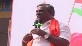 'We Are 80% And You 18%': Karnataka BJP MLA Warns CAA Protesters, Asks Them to go to Pakistan