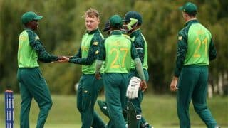 Dream11 Team Prediction South Africa U19 vs United Arab Emirates U19: Captain And Vice Captain For Today ICC Under-19 Cricket World Cup 2020 Group D Match 23 SA-U19 vs UAE U-19 at Mangaung Oval, Bloemfontein 1:30 PM IST January 25