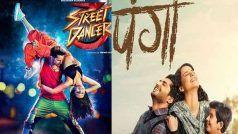 Panga VS Street Dancer 3D Box Office Prediction Day 1:  वरुण-श्रद्धा की 'स्ट्रीट डांसर 3डी' से कंगना ने लिया पंगा, किसकी होगी ज्यादा कमाई?