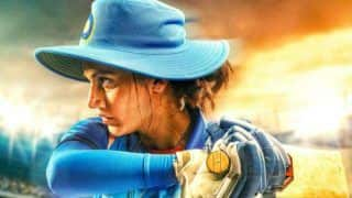 Shabaash Mithu: Taapsee Pannu Looks Fabulous as Mithali Raj in First Look of Rahul Dholakia's Film