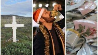 New Year 2020: From Throwing Furniture to Celebrating in Graveyard, 12 Weird New Year Traditions Around the World