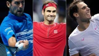 I've Had My Moment; Nadal, Djokovic Will Obviously Win More Grand Slams: Roger Federer