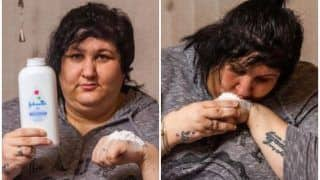 Woman Addicted to Eating Talcum Powder Says Her Craving Has Cost Her £8,000 Over 15 Years