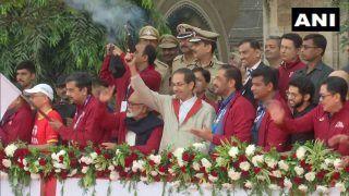Mumbai Marathon 2020: Uddhav Thackeray Flags Off Dream Run; Rahul Bose Takes Part