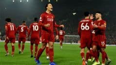 EPL: Van Dijk, Salah Star as Red-Hot Liverpool Beat Manchester United