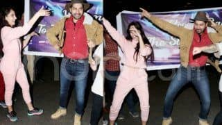 Varun Dhawan Gets Grand Welcome From Nora Fatehi at Airport as he Returns With Natasha Dalal From Swiss Holiday