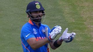 Virat Kohli Wins ICC Spirit of Cricket Award for Asking Fans to Applaud Steve Smith