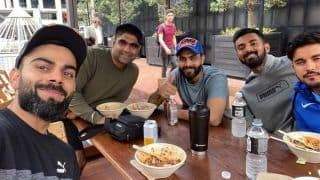 Virat Kohli Enjoys 'Good Meal' With India Teammates After Gym Session Auckland