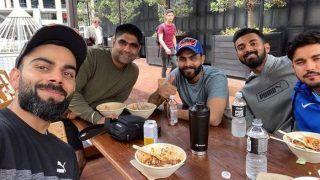 Virat Kohli Enjoys 'Good Meal' With India Teammates After Gym Session Auckland